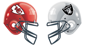Chiefs vs Raiders Tickets